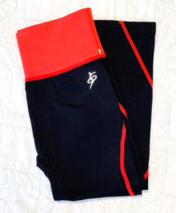 NEW Workout Compression Capris - 5 Color Choices