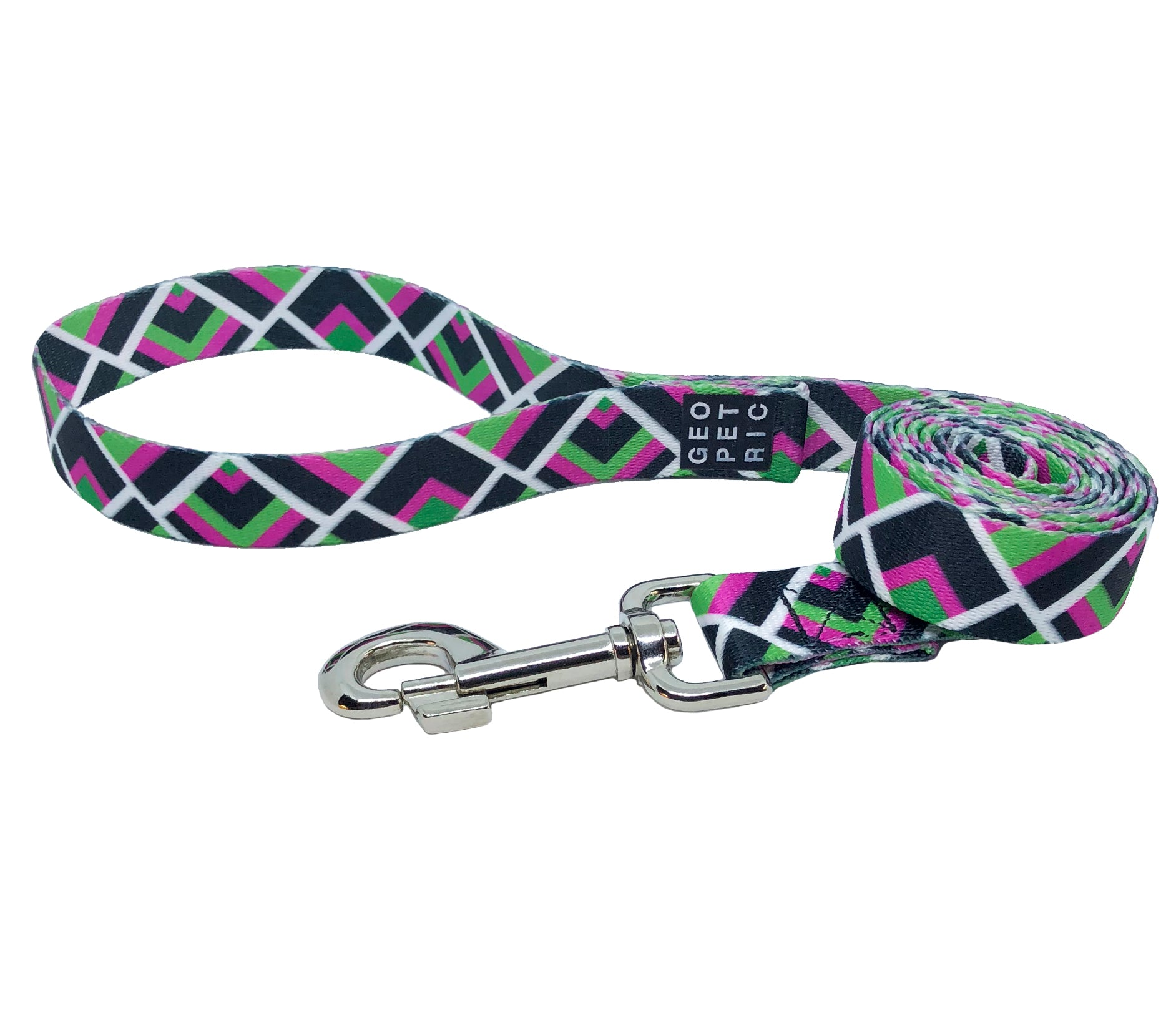 Furenzy Pink Collar & Leash Set