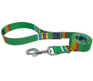Green Blazer Leash