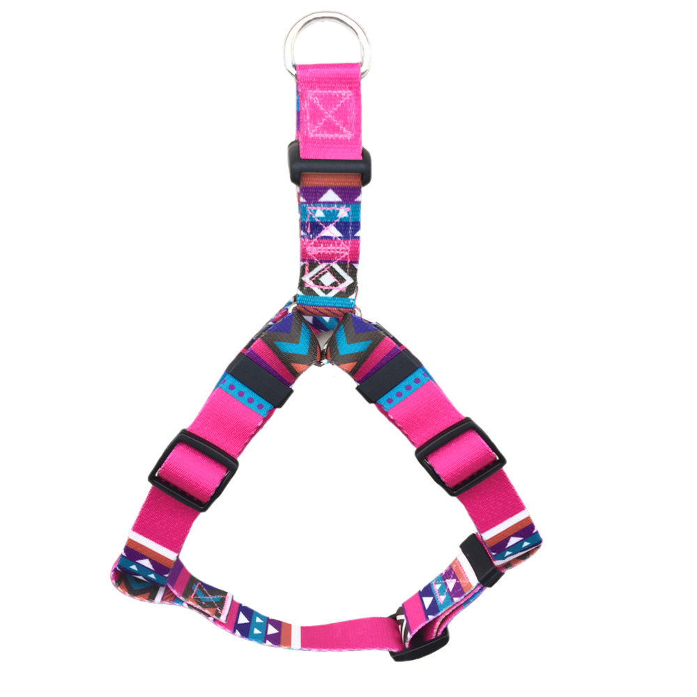 Pink Blazer Step-In Harness