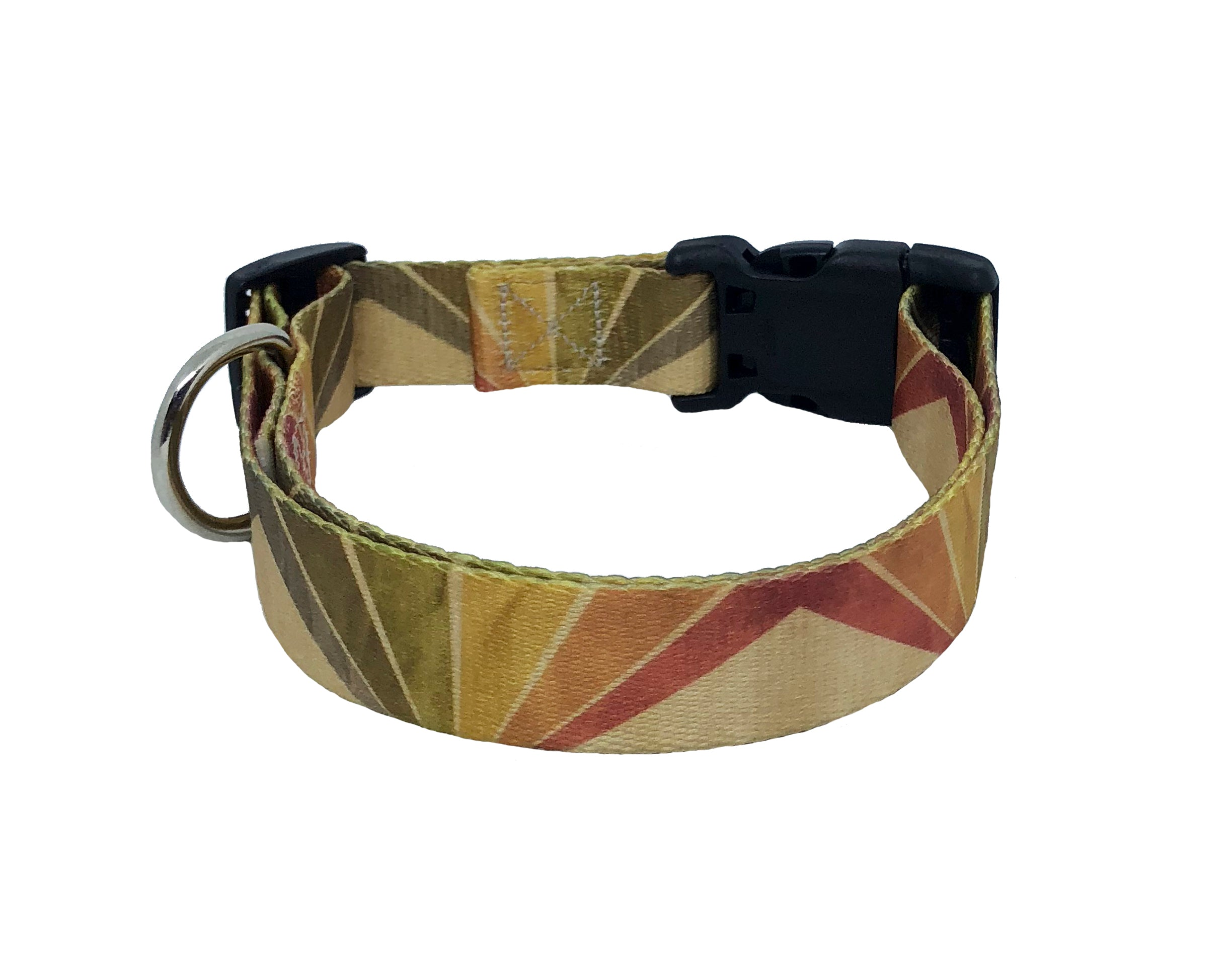 Retro Standard Dog Collar