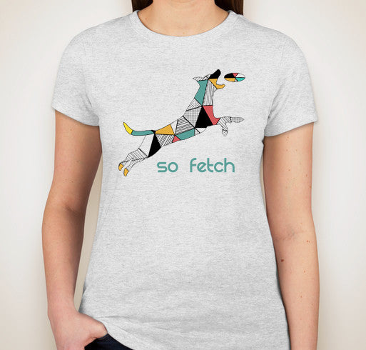 So Fetch T-Shirt (Teal)