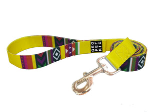 Yellow Blazer Leash