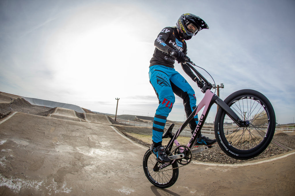 California Native Channels The Spirit of BMX Racing