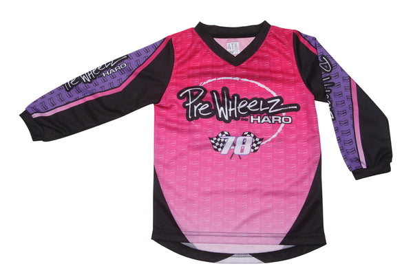 Girls PreWheelz Jersey