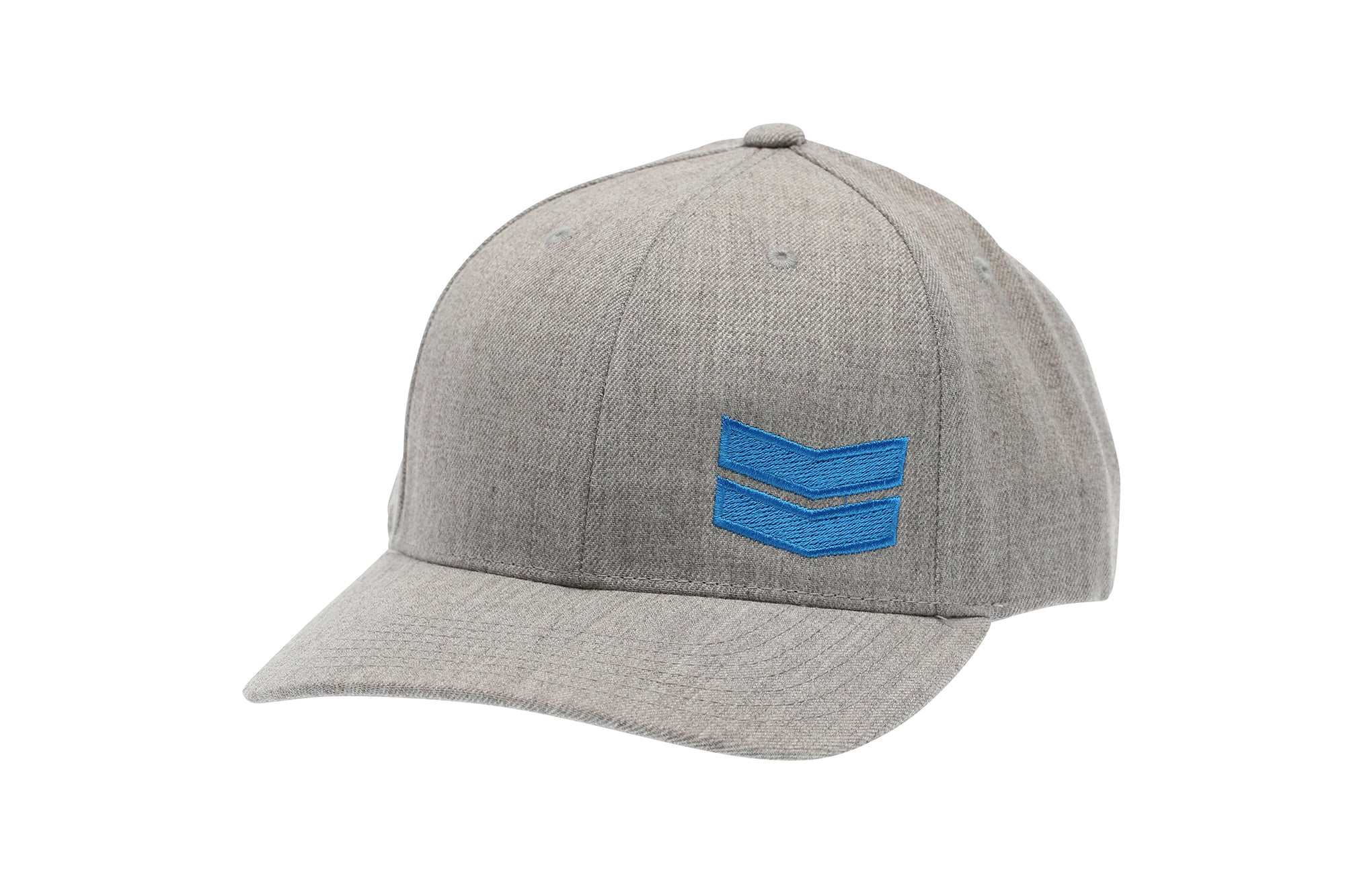 Chevron Curved Bill Snap Back Hat