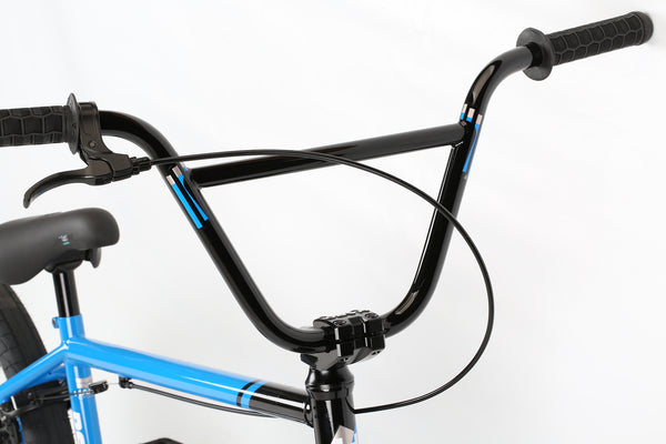 2019 Haro Group 1 RS1 Trails Black Blue Detail 1.
