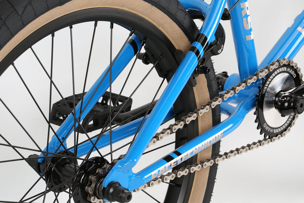 2019 Haro Group 1 RS1 Trails Black Blue Detail 5.