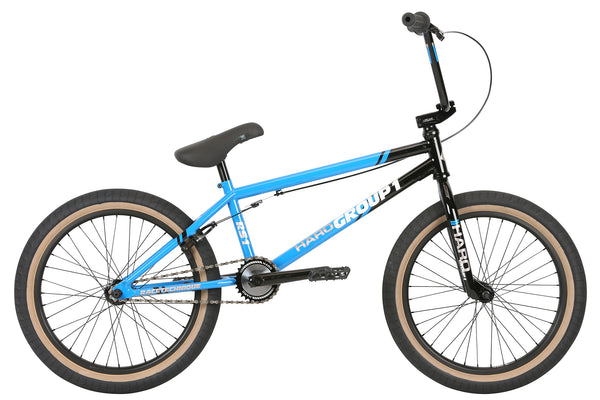 2019 Haro Group 1 RS1 Trails Black Blue.