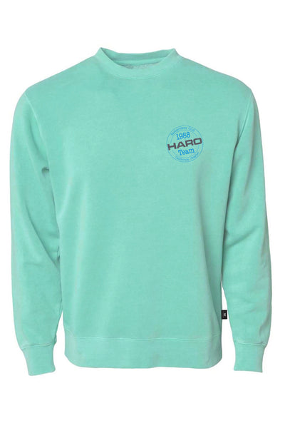 2019 Haro Ramp Riders Sweatshirt Mint Front.