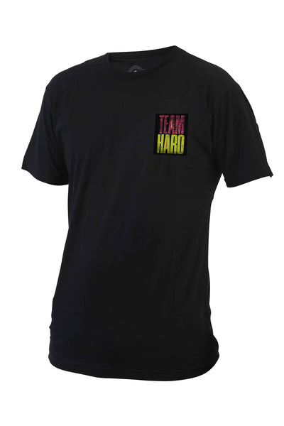 2019 Haro Team Shirt Black Front.