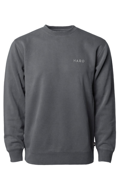 2019 Haro Thinline Sweatshirt Black.