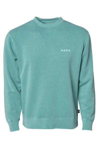 2019 Haro Thinline Sweatshirt Mint.