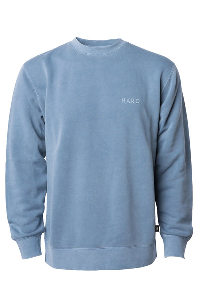 2019 Haro Thinline Sweatshirt Slate.