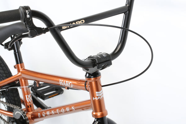 2020 Haro Downtown 16 Copper Detail 1.