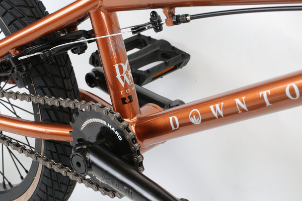 2020 Haro Downtown 16 Copper Detail 2.