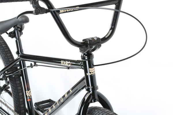 2020 Haro Downtown 26 Black Detail 1.