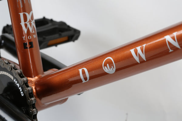 2020 Haro Downtown Copper Detail 3.