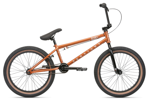 2020 Haro Downtown Copper.