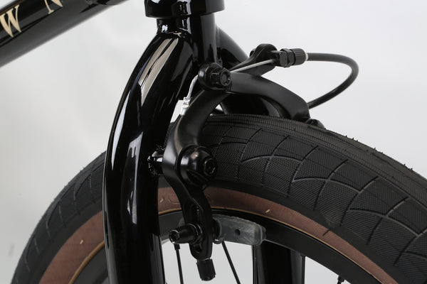 2020 Haro Downtown DLX Black Detail 2.