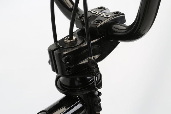 2020 Haro Downtown DLX Black Detail 3.
