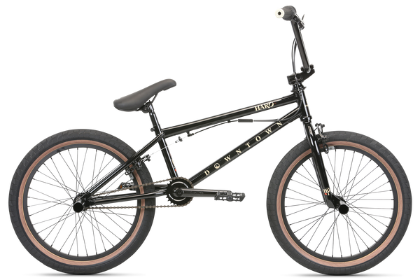 2020 Haro Downtown DLX Black.