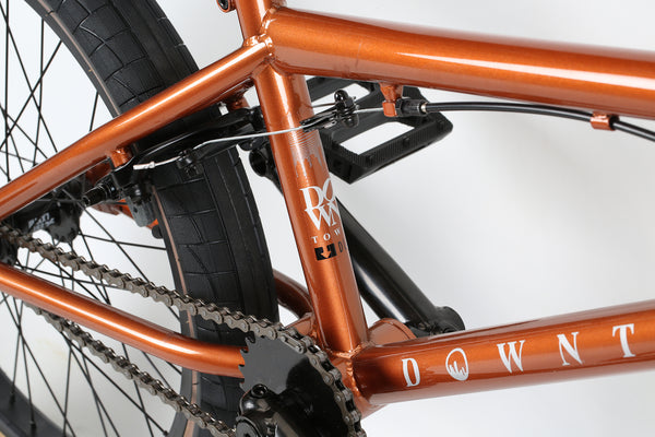 2020 Haro Downtown DLX Copper Detail 2.