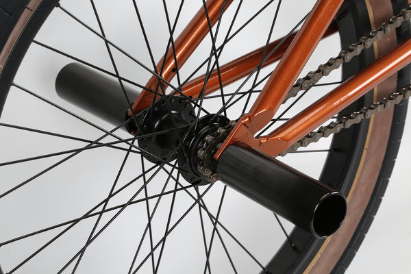 2020 Haro Downtown DLX Copper Detail 4.
