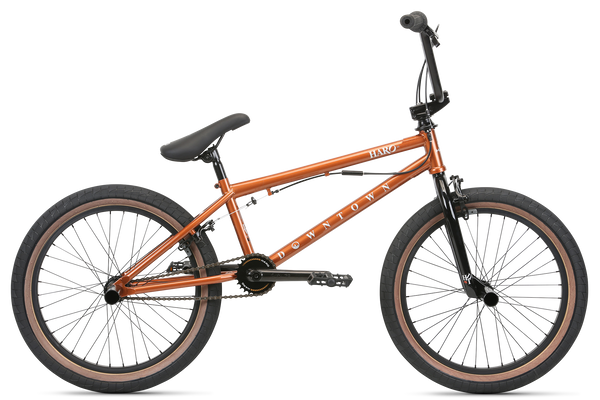 2020 Haro Downtown DLX Copper.