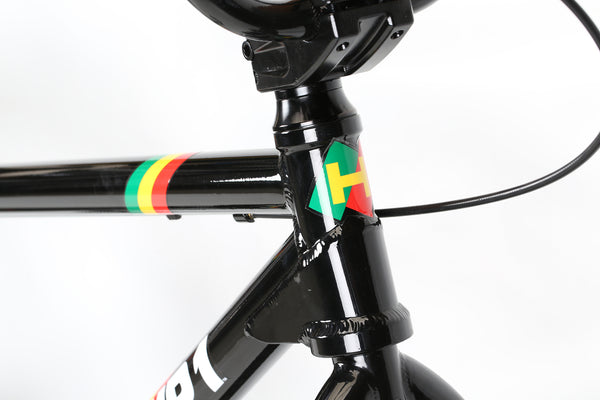 2020 Haro Group 1 RS1 29 Pistol Pete Rasta Detail 1.