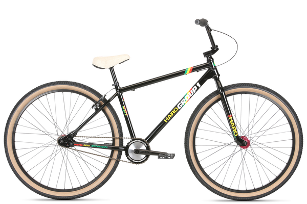 2020 Haro Group 1 RS1 29 Pistol Pete Rasta.