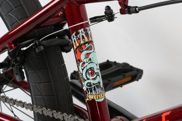 2020 Haro Leucadia Red Detail 3.