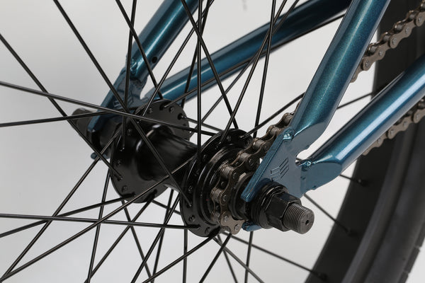 2020 Haro Leucadia Sea Blue Detail 4.