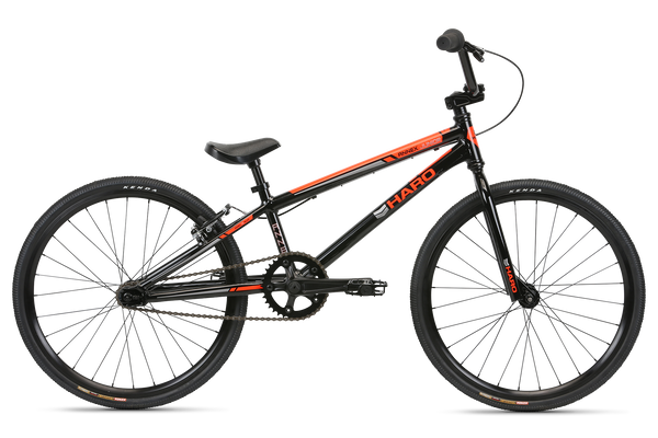 2020 Haro Race Annex Junior Black Orange.