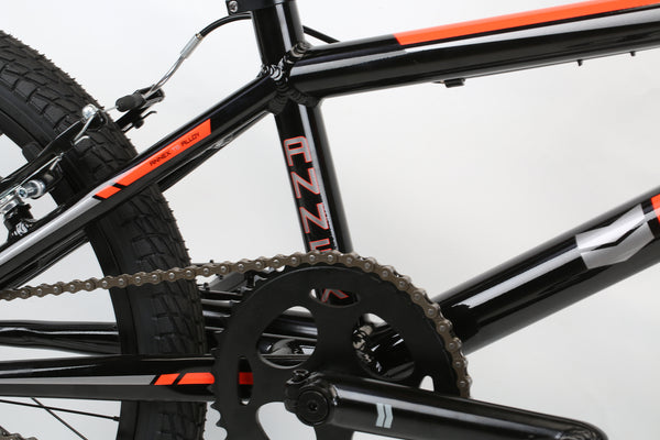 2020 Haro Race Annex Pro Black Orange Detail 3.