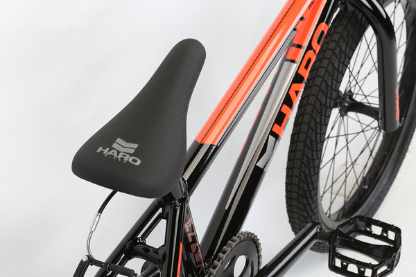 2020 Haro Race Annex Pro Black Orange Detail 4.