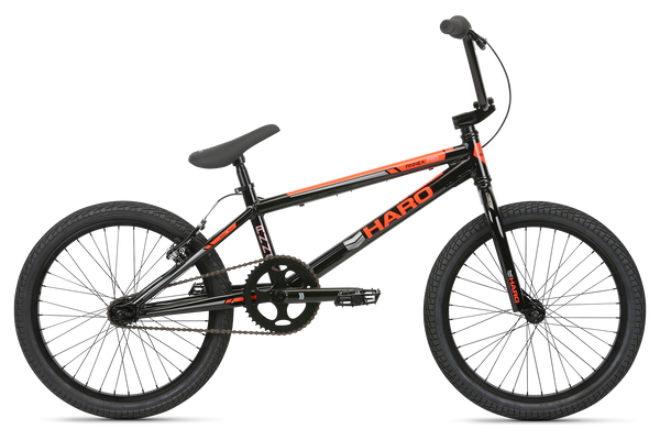 2020 Haro Race Annex Pro Black Orange.