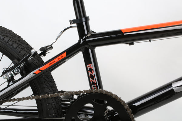 2020 Haro Race Annex Pro XL Black Orange Detail 3.