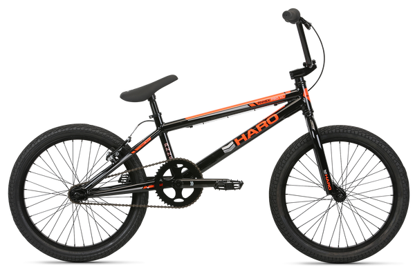 2020 Haro Race Annex Pro XL Black Orange.