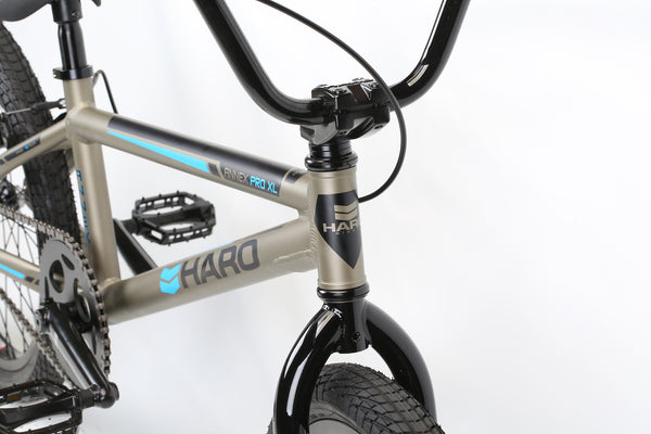 2020 Haro Race Annex Pro XL Matte Granite Detail 1.