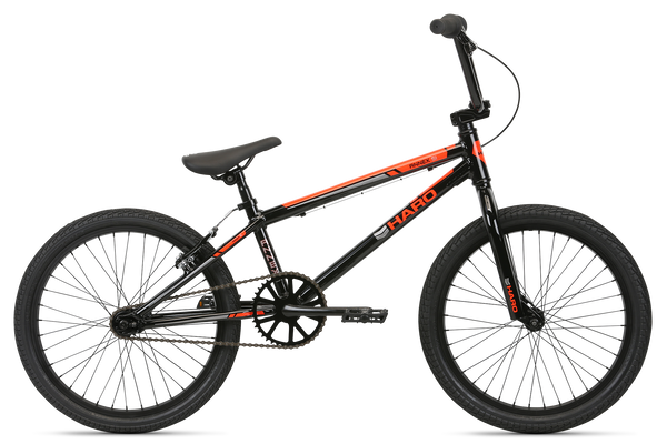 2020 Haro Race Annex SI Black Orange.