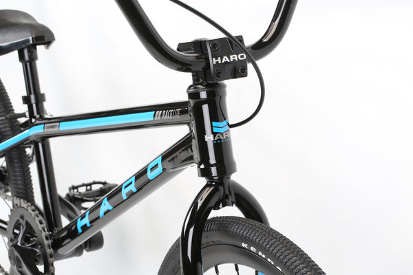 2020 Haro Race LT Expert Black Detail 1.