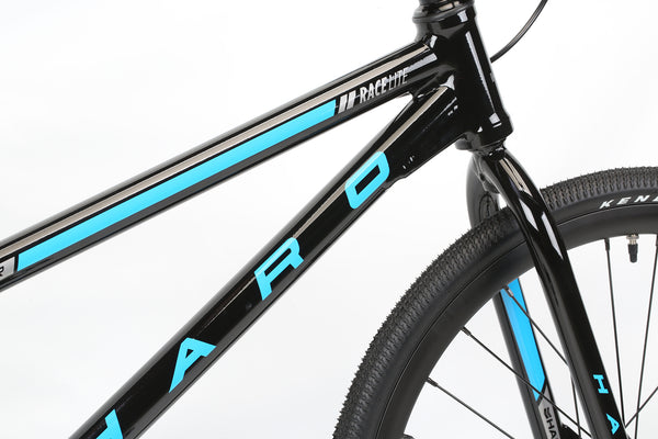 2020 Haro Race LT Junior Black Detail 2.