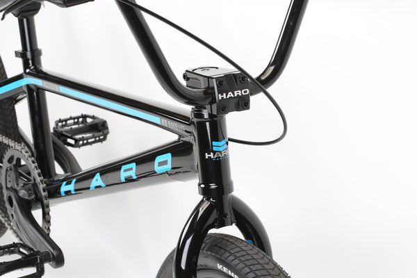 2020 Haro Race LT Pro XL Black Detail 1.