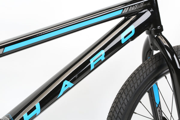 2020 Haro Race LT Pro XL Black Detail 2.
