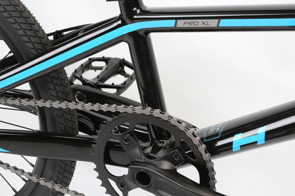 2020 Haro Race LT Pro XL Black Detail 3.