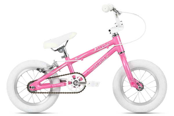 2020 Haro Shredder 12 NON COASTER BRAKE Pink.