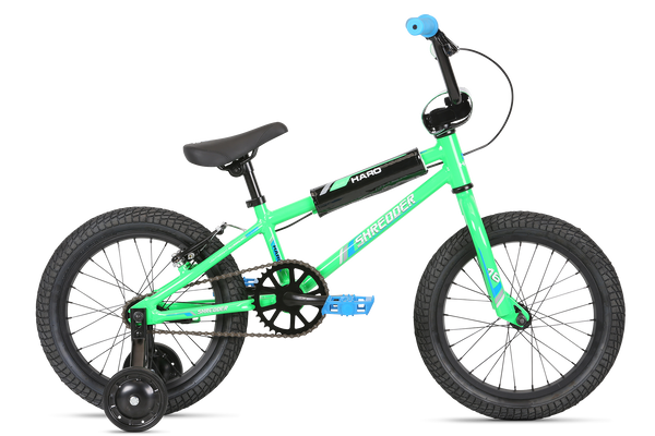 2020 Haro Shredder 16 Bad Apple.