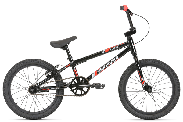 2020 Haro Shredder 18 Black.
