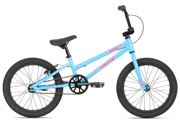 2020 Haro Shredder 18 Girls Blue.